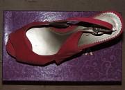 Яркие удобные босоножки- vina vestina- р.39-40 доставка из г.Кропивницкий