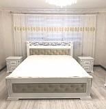 Деревянная кровать Лорен с тумбами доставка из г.Киев