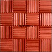 Формы для тротуарной плитки квадрат Шоколадка из г. Днепр