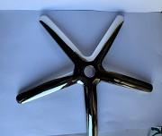 Крестовины для кресел хромировнные металлические из г. Днепр
