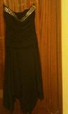 Платье черное итальянское 44/s размер из г. Киев