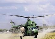 Десикація соняшнику та кукурудзи вертольотами, літаками та дельтапланами Житомир