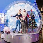 Надувные новогодние фигуры Inflatable Christmas Shapes Киев