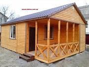 Дачный домик, можно заказать по хорошей цене. Киев