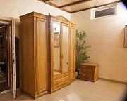 Деревянный шкаф Роксолана доставка из г.Киев