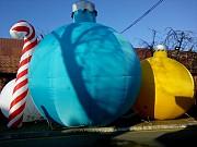 Новогодние пневмодекорации от украинского производителя Киев
