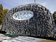 Надувные новогодние конструкции украинского производства Киев