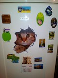 Наклейки котики номер 2 для детской комнаты из г. Борисполь