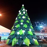 Новорічна пропозиція від українського виробника - Надувні новорічні конструкції Киев