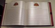 Виготовлення книги відгуків і пропозицій (гостьова книга) Львов