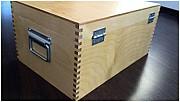 Фанерный ящик для транспортировки произведений живописи, графики, скульптур. из г. Киев