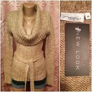 Джемпер, свитер, кардиган, жакет из мохера.new Look.44 размер. Днепр