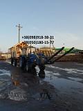 Вила для поднятия Евро-поддонов на трактор Т-40, Юмз, Мтз Запоріжжя