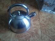 Экологический Чайник 2, 5 л. индукция - нержавейка без бакелита на Подарок Каменское (Днепродзержинск)