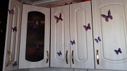 Бабочки №1 декор на холодильник из г. Борисполь