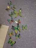 Бабочки №2 декор на холодильник из г. Борисполь