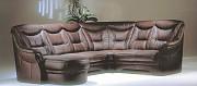 Кожаный угловой диван Фатима из г. Киев
