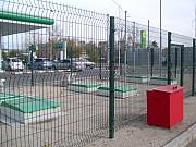Забор из секционной сетки Киев и Киевская область, сетка секционная для забора от производителя Киев