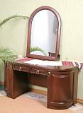 Туалетный столик с зеркалом Омега из дерева из г. Киев