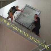 Подъем мебели, стекол, зеркал, мрамора, гранита, плитки, ванн, бассейнов, картин, дверей, шкаф-купе. Киев
