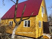 Домик дачный из дерева недорого, быстро Киев