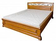 Дубовая кровать Виктория двуспальная из г. Киев