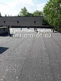 Ремонт крыши .еврорубероид в Мелитополе Мелитополь
