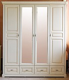 Деревянный гардеробный шкаф Виктория Явир доставка из г.Киев