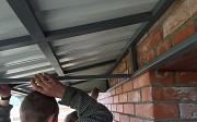 Крыша/навес на Открытом Балконе Кривой Рог
