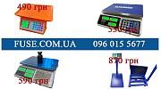 Дешевые товарные и торговые электронные весы доставка из г.Тернополь