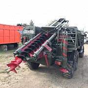 Буровая установка Бгм 1 на базе Зила 157 с конверсии малая наработка Одесса