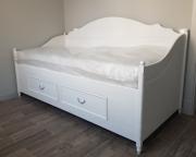 Кровать диван Прованс с выдвижными ящиками доставка из г.Киев
