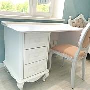 Письменный двухтумбовый стол органайзер Эльза из массива дерева из г. Киев