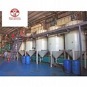 Оборудование для рафинации растительного масла, животного жира, пищевого, технического жира Киев