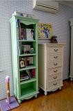 Этажерка Прованс для книг и игрушек доставка из г.Киев