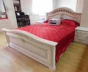 Классическая двуспальная кровать Диана доставка из г.Киев