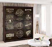 Шкаф купе Лофт стиль в подростковую комнату из г. Киев