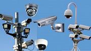 Камеру Установка на Стовп Відеоспостереження Кривой Рог