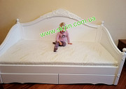 Детская подростковая деревянная кровать Скарлет софа без оббивки из г. Киев