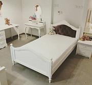 Спальный гарнитур Скарлет в детскую, подростковую комнату массив дерева из г. Киев