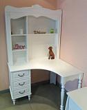 Письменный стол Скарлет с надстройкой из дерева из г. Киев