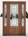 Двері Вхідні з Склом/вікном Кривой Рог