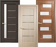 Двери деревянные из г. Запорожье