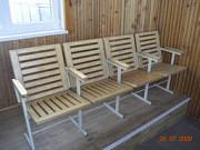 Секционные стулья из г. Запорожье