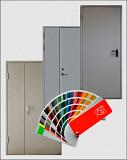 Двери металлические технические утепленные сплошные из г. Запорожье
