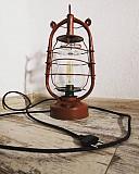 Вінтажна гасова лампа из г. Киев