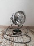 Лампа loft із фари від мотоцикла из г. Одесса