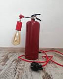 Світильник вогнегасник в стилі Лофт из г. Днепр
