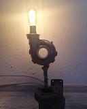 Лофт світильник з турбіни из г. Киев