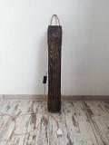 Лофт світильник з лампою Едісон з дерев'яного бруса из г. Киев